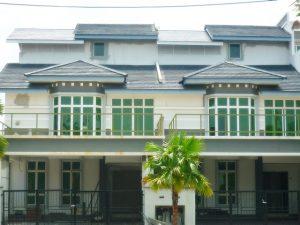 3D Flat Black Coulour Melaka