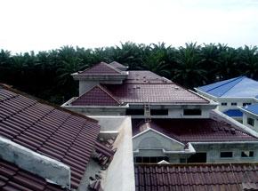 Asiana maroon colour - Selangor